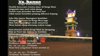 Download Video Ya Saman Lagu Daerah Palembang MP3 3GP MP4