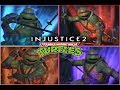 INJUSTICE 2 TMNT! [PLUS 150+ MOTHER BOX OPENING] [60FPS]