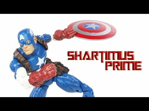 "Marvel Legends infinite series 3 pack Captain America 6/"" figure Target exclusive"