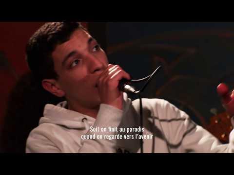 Youtube: Youssef Swatt's – Aleph (live acoustique)