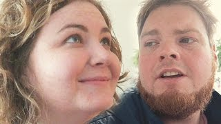 WIFE REACTS TO HUSBAND SHAVING BEARD OFF!