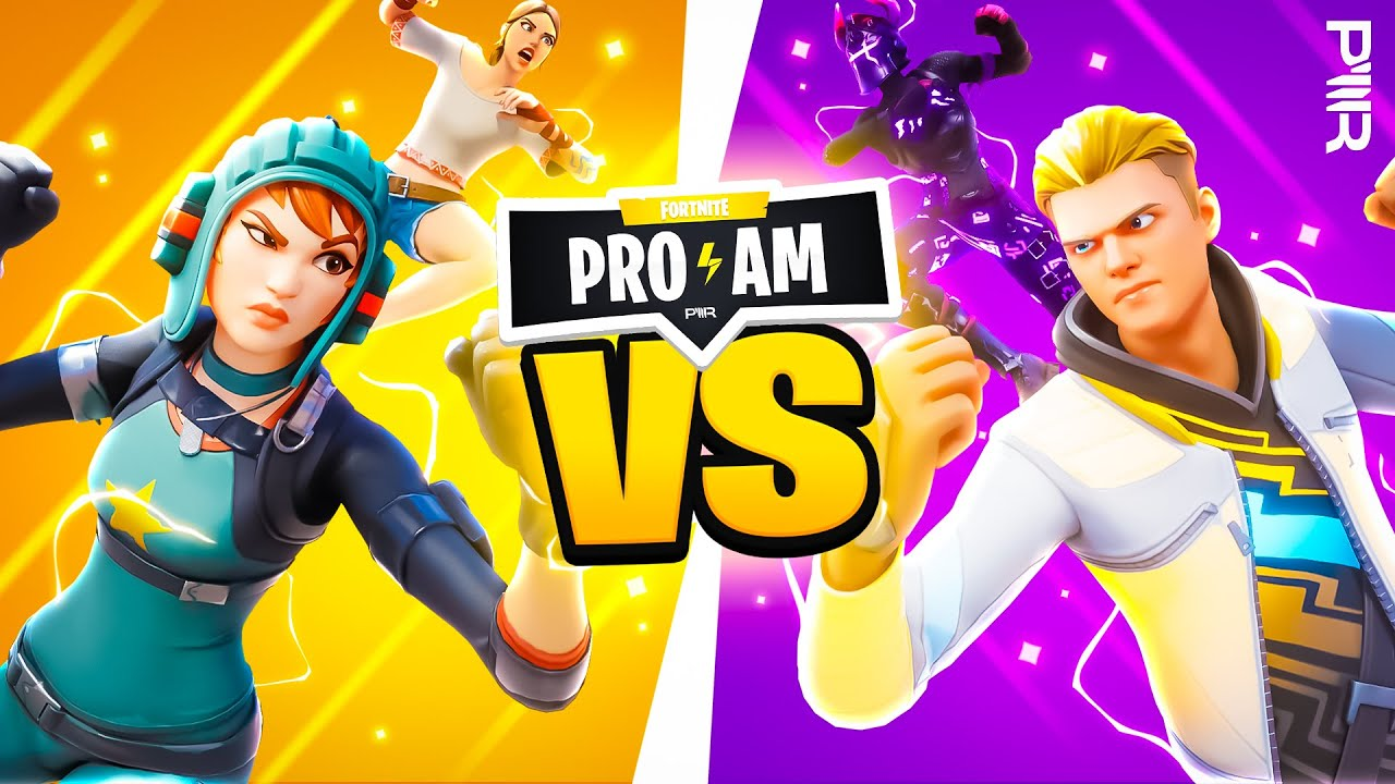 Download We Put Our ENTIRE Team in ONE Game of Fortnite...