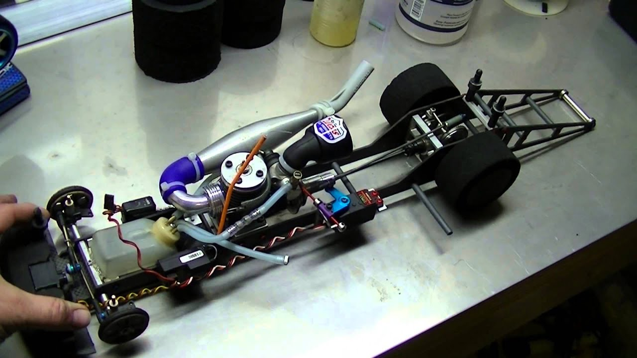Drag Race Car Chassis Design