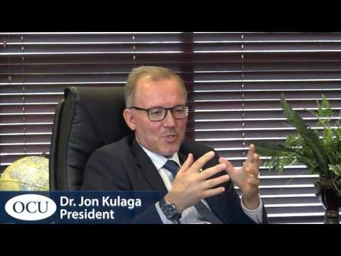 Ohio Christian University - Dr. Kulaga Interview Clip 7