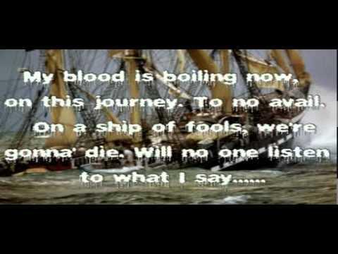 Metal Church - Burial At Sea (With Lyrics)