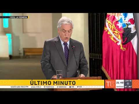 🔴 Presidente Sebastián
