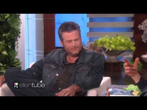 The Ellen Show: Blake Shelton
