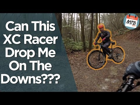 Georgia's Finest Trails - Part 1 - Bear Creek With A XC Racer