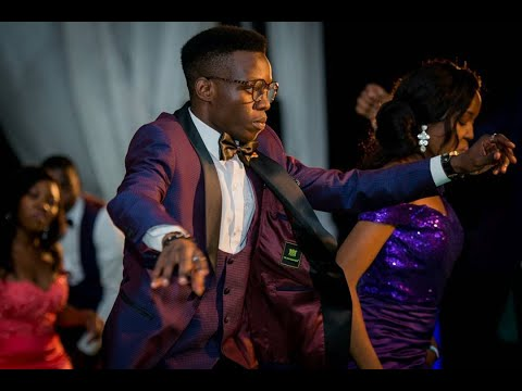Master KG - Skeleton Move Performance at Joyce Benesi & Resign Gusinyu's Wedding