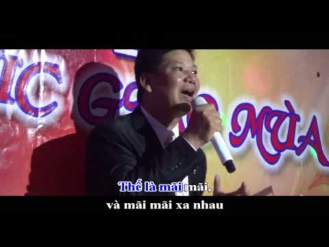 [Karaoke Nhạc Sống'] MỘT LẦN CUỐI - Minh Tiến [ Tùng Ciyo MV-karaoke]