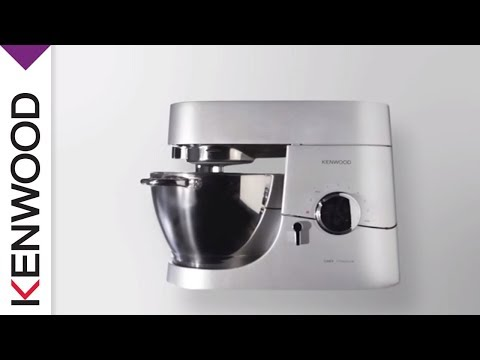Kenwood Chef Titanium Kitchen Machine | Product Features