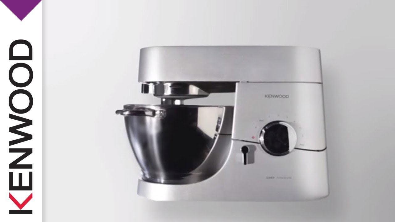 kitchen machine faucet replacement parts kenwood chef titanium product features youtube