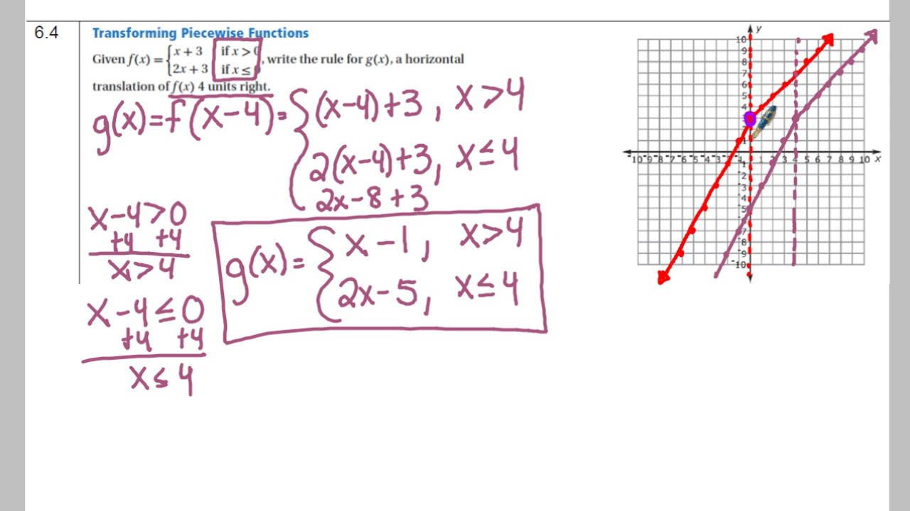 Colony High School Algebra 2 / Chapter 6 - Algebra 2