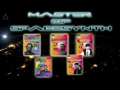 MASTER OF SPACESYNTH  Promo Mix Bergamo Italy 2020