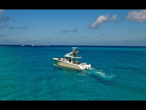 Only in a 42 Yellowfin