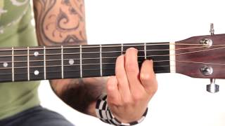 Learn Guitar: How to Play an E Major Chord