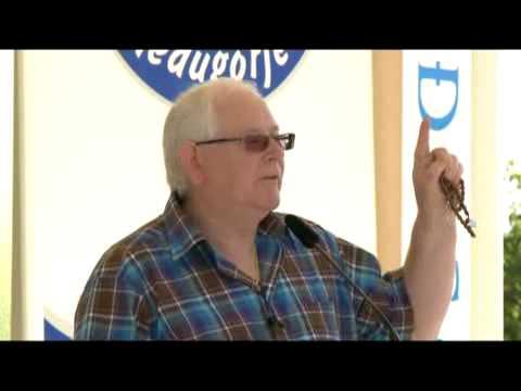 James Browne aus Irland - Jugendfestival in Medjugorje 2011
