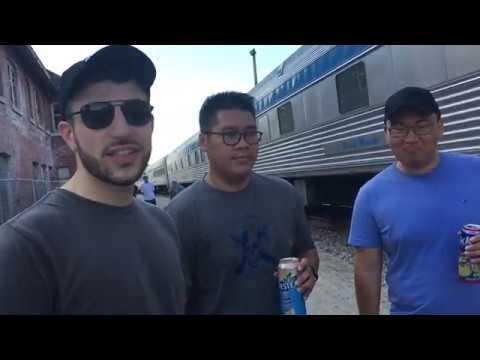 Canada150: VIA Rail Toronto-Vancouver 4-8 July 2017