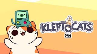 FRAGMAN: KleptoCats ve Cartoon Network yeni bir oyun güçbirliği