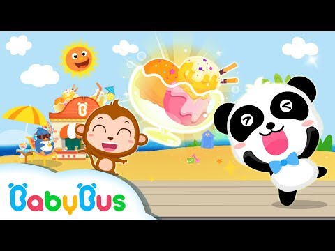 ❤ Dessert Time | Nursery Rhymes | Kids Songs | BabyBus
