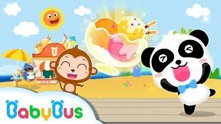 ❤ Dessert Time   Nursery Rhymes   Kids Songs   BabyBus