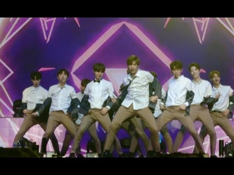 Download Youtube: 170922 Wanna One Singapore fanmeet - Hands On Me