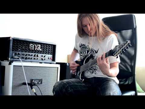Engl Victor Smolski - Metal (feat. Fred Brum)