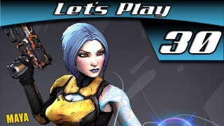 Let's Play: Borderlands 2 (Siren) - Part 30 - Gluttonous Thresher