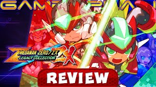Mega Man Zero/ZX Legacy Collection - REVIEW (Nintendo Switch) (Video Game Video Review)