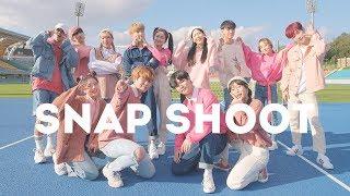 [AB] SEVENTEEN 세븐틴 - Snap Shoot 스냅슛   커버댄스 DANCE COVER
