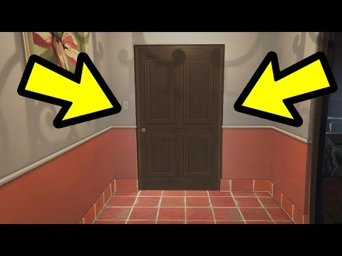 WHY DOES TRACEY LOCK THE BATHROOM DOOR? (GTA 5)