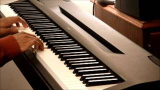 Mitwa Kabhi Alvida Na Kehna Piano version