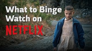Video Best Shows to Binge Watch on Netflix Right Now download MP3, 3GP, MP4, WEBM, AVI, FLV Oktober 2017