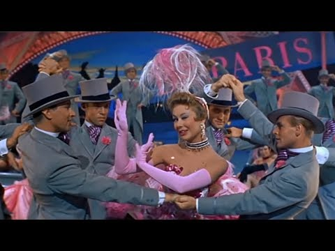 Alexander's Ragtime Band - Mitzi Gaynor - There's No Business Like Show Business '54/HD59.94