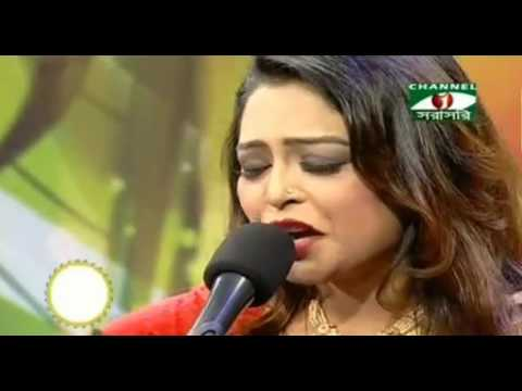 আমি কূল হারা কলংকিনী Ami Kul Hara kalongkini Bangla Folk Song By Saida Tani