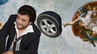 Β. Τερλέγκας: Ήρθε ο θεός, μου άλλαξε λάστιχο στο αμάξι και εξαφανίστηκε!!!