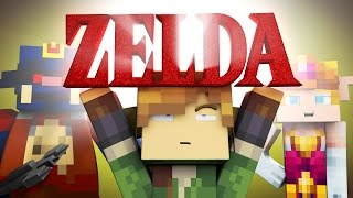 """The Legend of Zelda"" - Minecraft Parody"