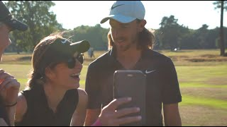Tommy Fleetwood & The Jazzy Golfer : British Masters 2018 Pro Am