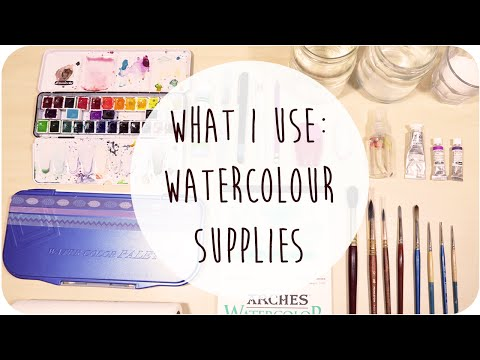 WHAT SUPPLIES DO I USE?