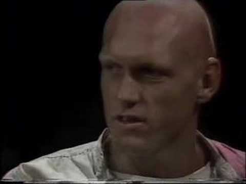 Midnight Oil - Peter Garrett interview (1980)