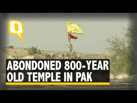 The Quint: 800-Year-Old Jain Temple In Pakistan In Dire Need Of Restoration