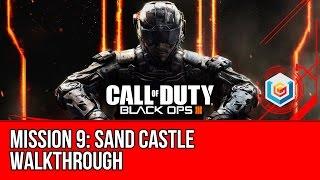 Call of Duty Black Ops 3 - Walkthrough Mission 9: Sand Castle (Fly, Swim, Shoot)
