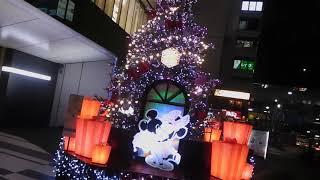 DSCN3086クリスマス20171213渋谷ヒカリエ ショウタイム thumbnail