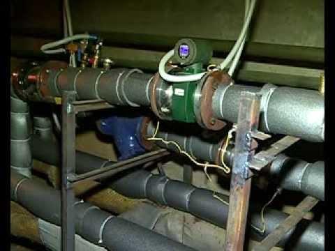 Теплоэнерго установит 678 общедомовых приборов учёта тепла