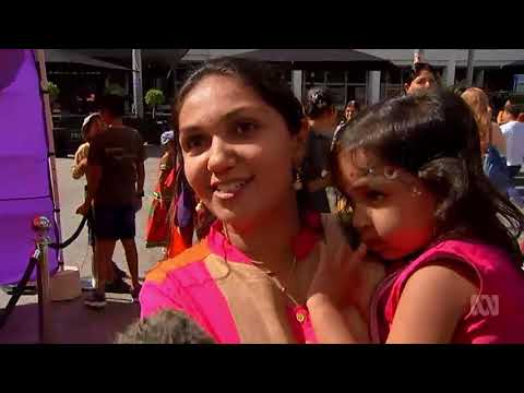 Brisbane Celebrates The Hare Krishna Festival Of Chariots