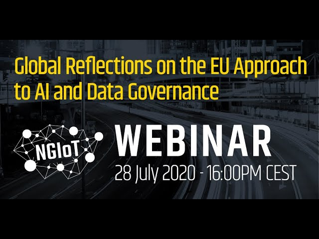 Global Reflections on the EU Approach to AI and Data Governance