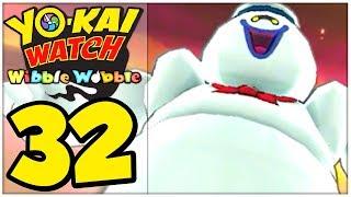 Yo-Kai Watch Wibble Wobble Part 32: Rückkampf gegen den Whismellowmann