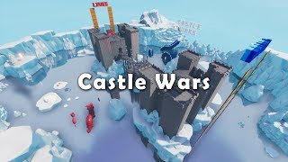 *NEW* Fortnite Creative Minigame - Castle Wars (Island Code in Description)