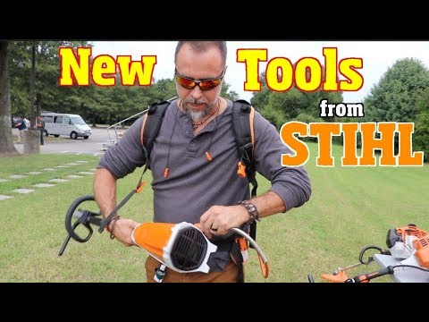 Stihls Newest Tool's Of 2019- Blowers, Chainsaws, Weed Eaters, & More