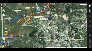 Война видео Украина Донбас  АТО  Реактивный огонь Урагана» ВСУ по Ополчению Война АТО   YouTube